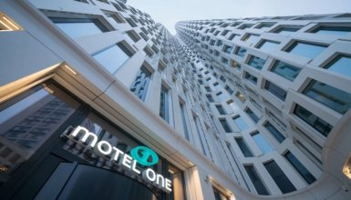Motel One Berlin-Upper West