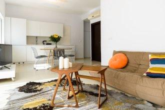 Frishman-Gordon Beach 2BR Apartment
