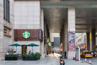 Yujia Aparthotel (Zhongshan Lihe Square Branch)