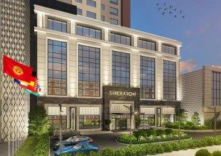 Отель Sheraton Бишкек