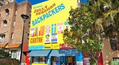 Jolly Swagman Backpackers