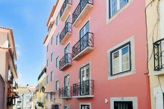 Hello Lisbon São Bento Valley Boutique Apartments