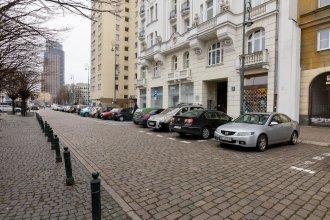 Chlodna Central Warsaw Apartment
