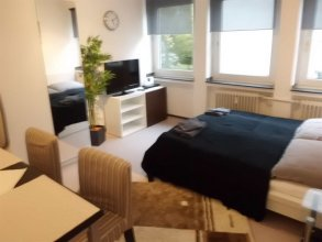 Star Apartments Cologne - Ecke Brunostrasse