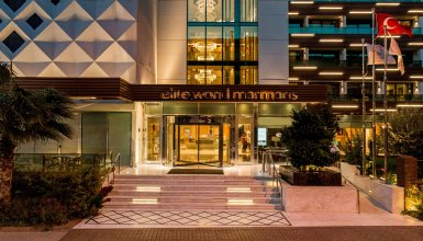 Elite World Marmaris Hotel - Adult Only - All Inclusive