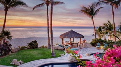 Imagine Renting a Luxury Holiday Mansion on Cabo's Best Surfing Beach, El Tule, San Jose del Cabo Mansion 1016