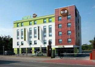 B&B Hotel Warszawa-Okęcie