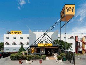 hotelF1 Aulnay Garonor A1