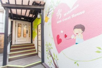 Myeongdong Artmonstay Guesthouse