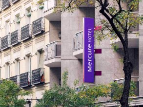 Mercure Madrid Plaza De Espana Hotel