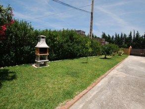 Casa con jardín privado cerca del pueblo