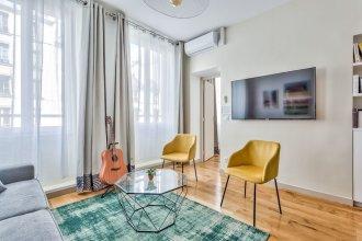 Amazing 3 Rooms Flat Near Bastille