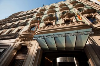 Отель Catalonia Ramblas