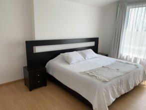 Contemporary Apartment Near the Hospital abc @santa Fe-1403