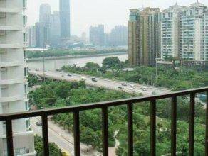 She & He Apartment - Zhujiang New Offshore