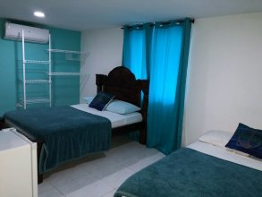 Islanders blue house - Hostel