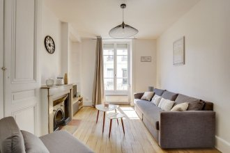 Splendid Apartment Near Saxe - Gambetta
