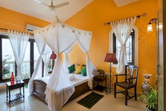SaffronStays Cabo de Goa