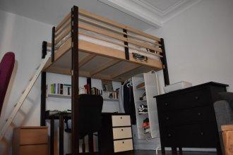 Spacious 1 Bedroom Apartment in 10th Arrondissement