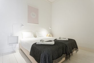 Baixa Tile Blue Two-Bedroom Apartment - by LU Holidays