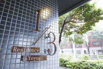 1/3rd Residence Apartments Yoyogi