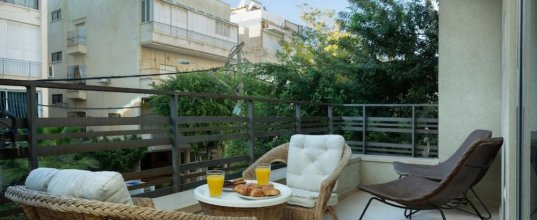 2BR Private Garden Ruppin by HolyGuest
