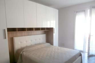 Apartment With one Bedroom in Rimini, With Balcony and Wifi - 1 km From the Beach