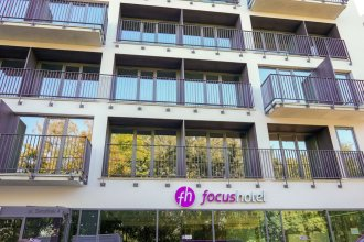 Hotel Focus Poznań
