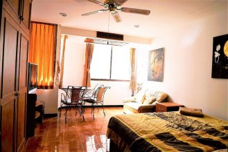 Thepthip Mansion Pattaya 5th Floor Studio Apartment
