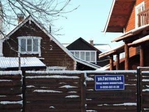 Отель Русская Изба