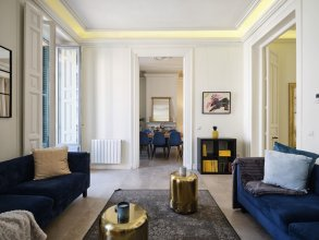 Luxury house in the heart of Madrid