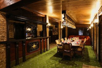 Банный клуб «Шангри-Ла»
