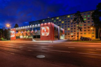 Отель Dzingel