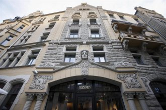 Отель Neiburgs