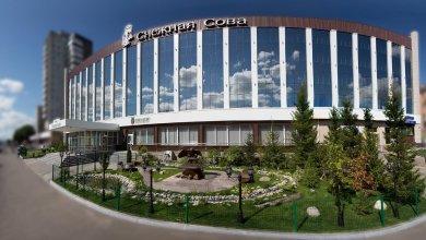 Гостиница Снежная сова