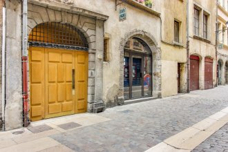 The Charming Place in Vieux-lyon