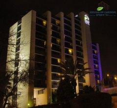 Отель Jerusalem Gardens Hotel & Spa