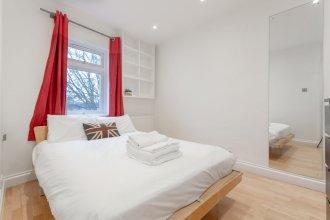 Spacious 2 Bedroom Apartment in Trendy Dalston