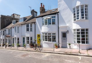 Stylish 3 Bedroom Brighton Townhouse In The City Centre