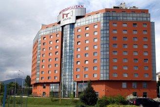 Отель Metropolitan Sofia