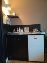 Studio in Liège, With Wonderful City View, Enclosed Garden and Wifi