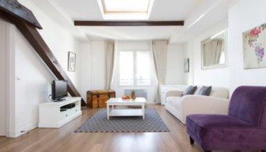 Le Marais - Beaubourg Apartment