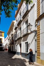Beautiful 2 Bd Apart with View To Plaza Santa Cruz. Santa Teresa V