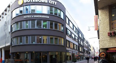 STF Hotel & Gastehaus Goteborg City