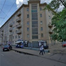 АХ отель на Комсомольской