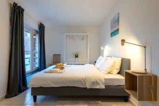 Duplex 3-bedrooms Laeken Brussels Expo