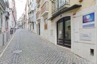 Lisbon Core Apartments In Bairro Alto, Chiado