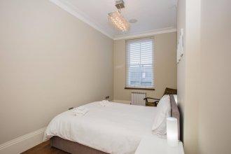 2 Bedroom Apartment in Clapham Accommodates 3