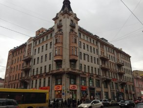 Green Flat Hostel On Moskovsky