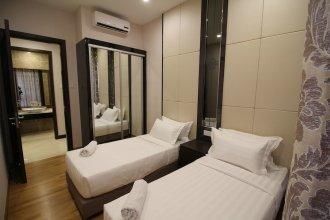Dorsett Residences Bukit Bintang - Emy Room